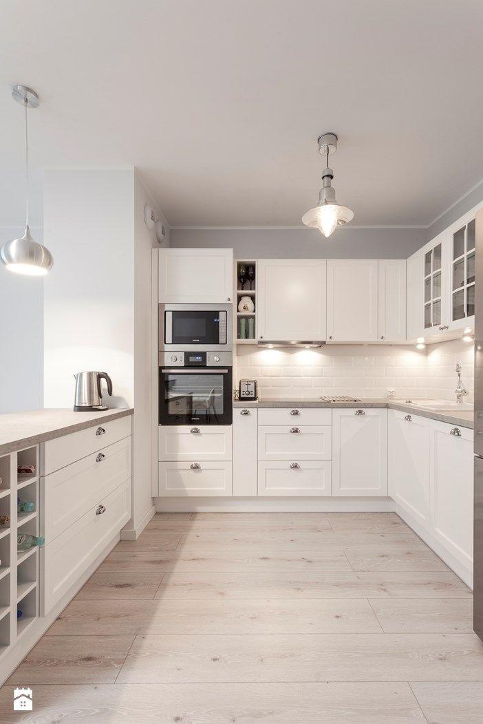 Kuchnia styl Skandynawski  zdjcie od PRACOWNIE WNTRZ KODO  kitchen  Pinterest