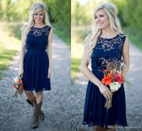 Cheap Cheap Country Bridesmaid Dresses 2017 For Weddings ...