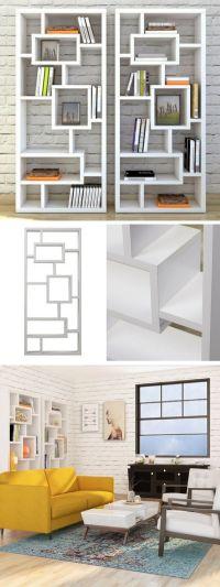 Best 20+ Bookshelves ideas on Pinterest | Bookshelf ideas ...