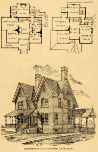 35 best images about Victorian Houses on Pinterest | Queen ...