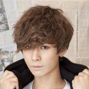 korean hairstyles men guy