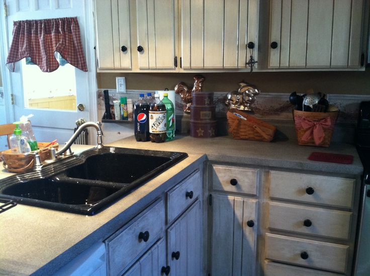 kitchen countertop cost kidkraft sets fleck stone spray painted countertops | my homemade crafts ...