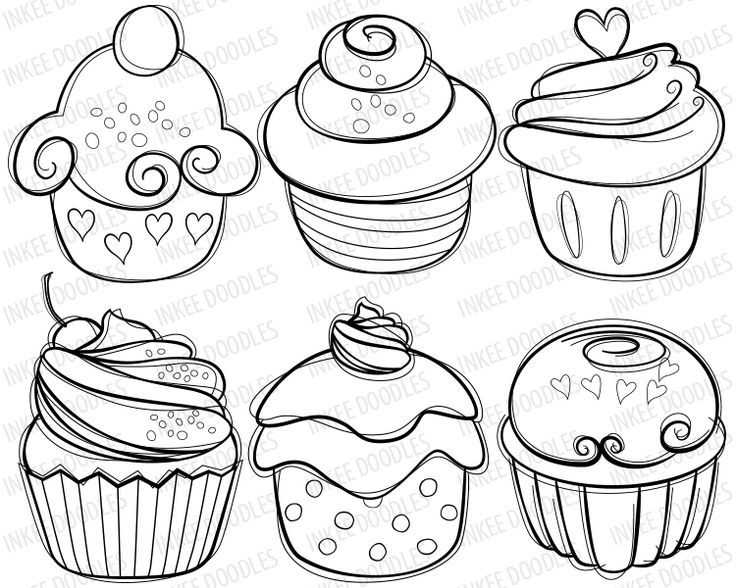 17 Best images about Risco de cupcake e sorvete on