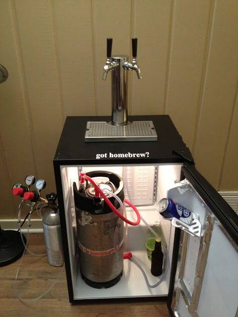DIY Kegerator  Ty would have it filled with Yuengling  Beer  Pinterest  Homemade Crafts and