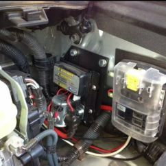 Blue Sea Add A Battery Wiring Diagram S10 Dual System With Auxiliary Fuse Block. | Job Truck Pinterest Travel ...