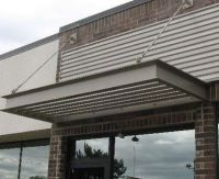 Metal Awnings for Windows- Aspen Roofing   Ideas for the ...