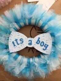 Best 25+ Baby wreaths ideas on Pinterest   Baby hospital ...