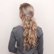 pinned two braids
