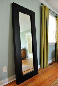 Best 25+ Leaning Mirror ideas on Pinterest | Floor mirror ...