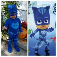DIY PJ Masks Catboy Costume By Patty Hernandez | DIY PJ ...