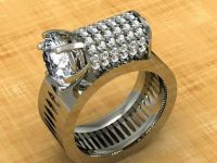Hose clamp ring   Shoezz / Accesoriezz   Pinterest   Rings