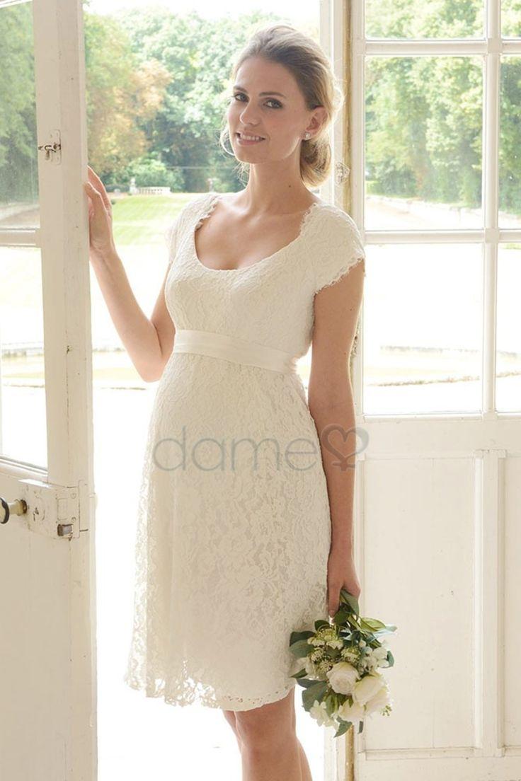 Die 25 Besten Ideen Zu Kurze Hochzeitskleider Auf Pinterest