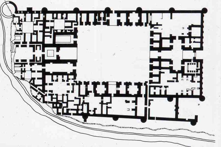 Lashkari Bazar, palace, eleventh century, Afghanistan