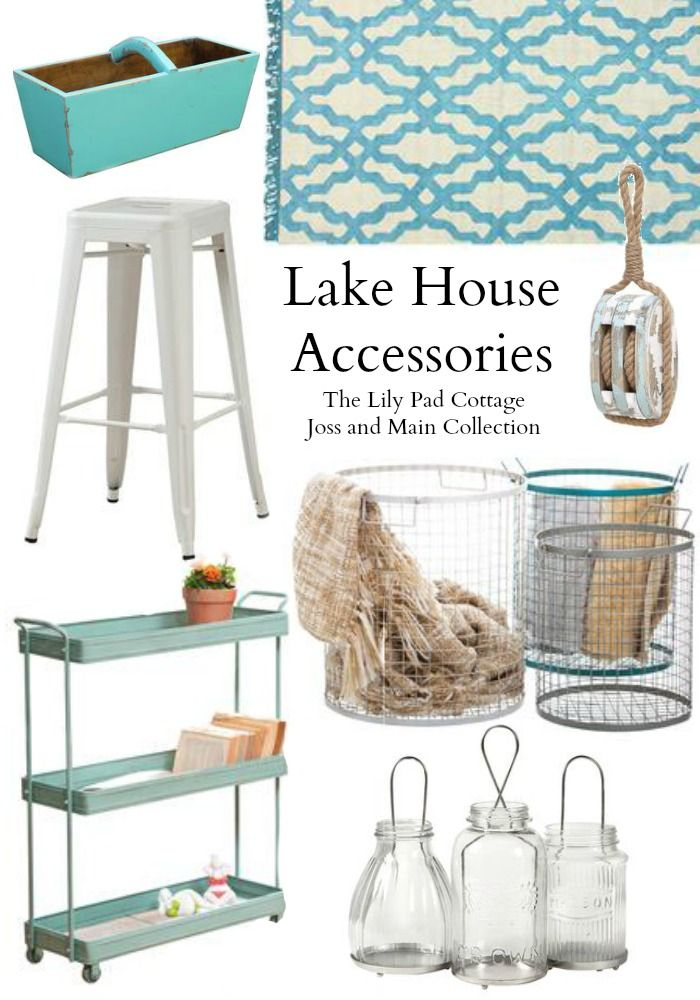 17 Best Ideas About Lake House Decorating On Pinterest