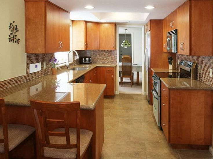 1000 ideas about Galley Kitchen Remodel on Pinterest