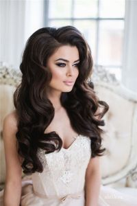 Best 20+ Wedding hair down ideas on Pinterest