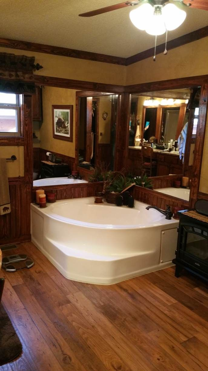 17 Best ideas about Mobile Home Bathrooms on Pinterest