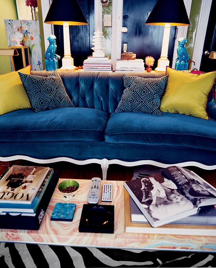 67 Best Images About How To Style A Vintage Velvet Sofa On
