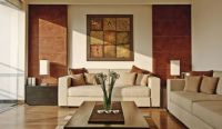 earth tones living room - Google Search | Contemporary ...