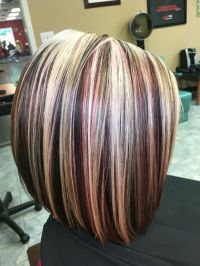 25+ best ideas about Red blonde highlights on Pinterest ...