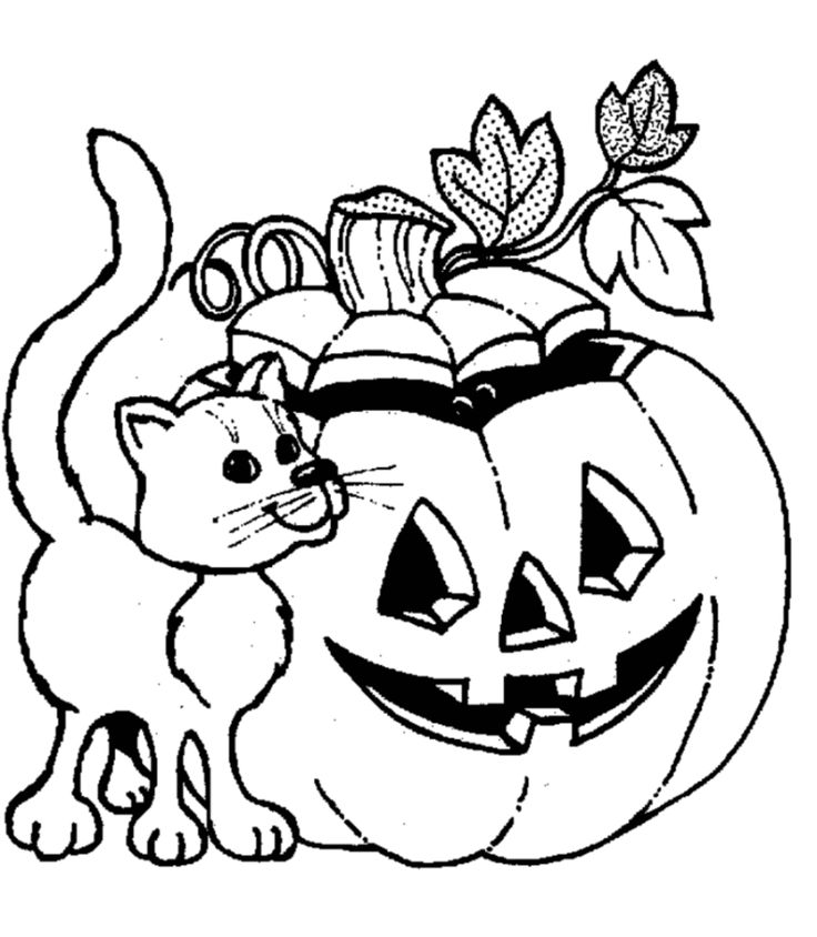 17 Best ideas about Pumpkin Coloring Sheet 2017 on