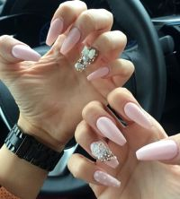 1000+ images about Squaletto//Coffin//Ballerina Nails on ...