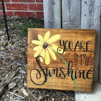 Best 25+ Painted wooden signs ideas on Pinterest | Diy ...