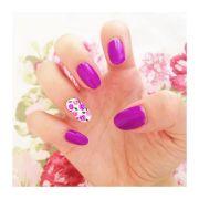 ideas purple gel