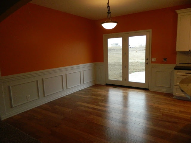Sherwin Williams Marquis Orange 6650 For The Home