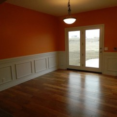 Living Room Colors Decor Blue Walls Sherwin Williams Marquis Orange (6650) | For The Home ...