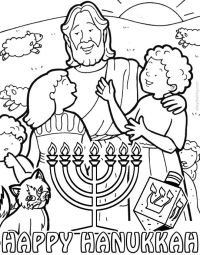1000+ images about Hanukkah Coloring Pages on Pinterest ...