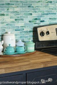 Best 25+ Aqua Kitchen ideas on Pinterest | Country kitchen ...