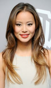 asian ombre hair color