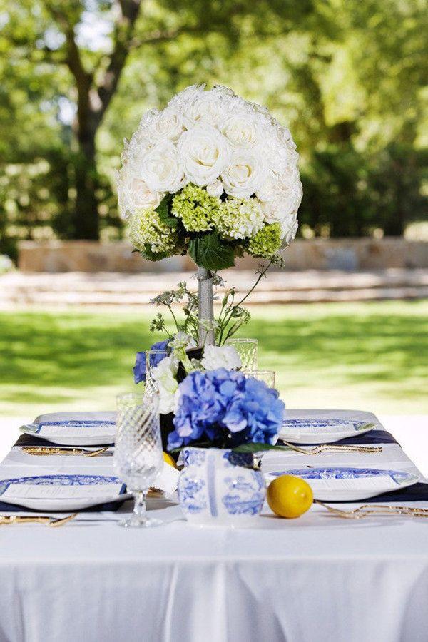 Gelb, Blau Und Lila Hochzeit Ideen  2014 Hochzeitsfarben
