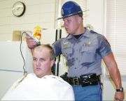 state police haircuts