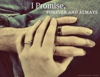 Promise rings | Quotes | Pinterest | I promise, Romantic ...
