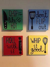 Best 20+ Kitchen Canvas ideas on Pinterest   Kitchen ...