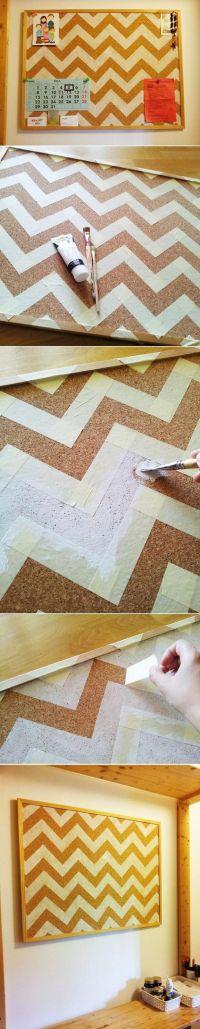 25+ best ideas about Diy cork board on Pinterest