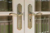 STRONGBUILD - EXTERNAL DOOR HANDLES - Domino Brass ...