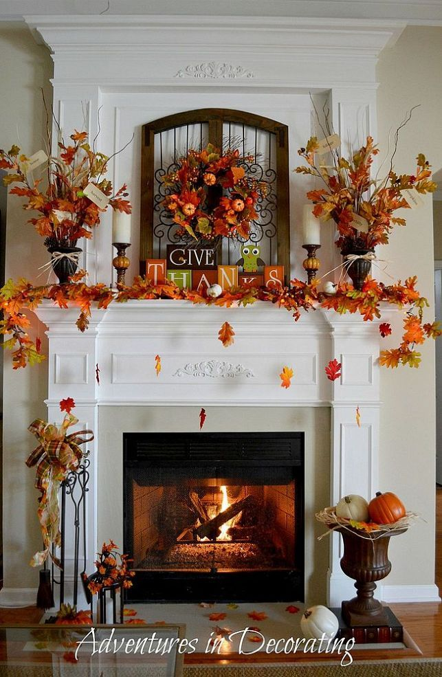 25 Best Ideas About Fall Decorating On Pinterest Harvest
