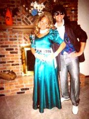 80s prom queen and king jim lex