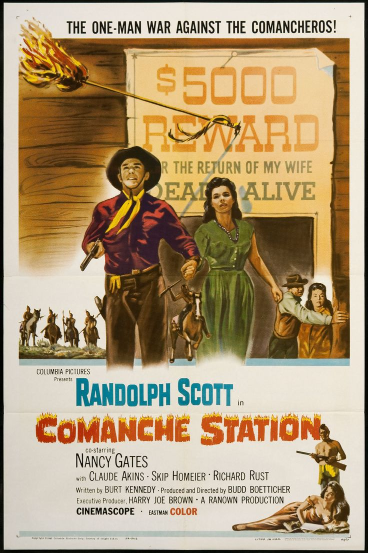 Great Movie And Plottheme Im A Big Randolph Scott Fan Too Favorite Movies Lines Amp Quotes