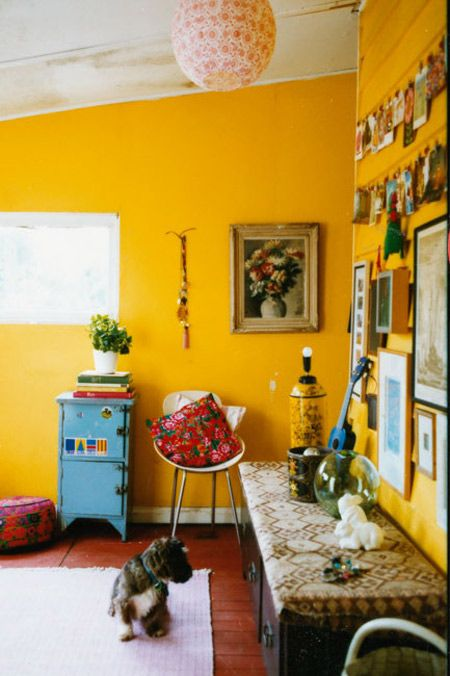 25 Best Ideas about Yellow Walls on Pinterest  Light yellow walls Yellow kitchen walls and