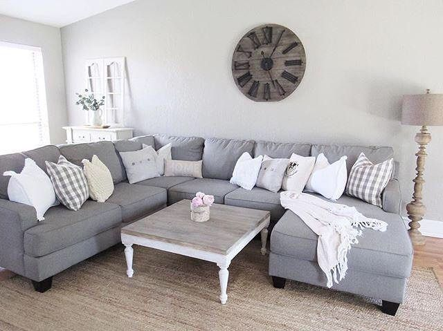 25 Best Ideas About Gray Couch Decor On Pinterest Neutral