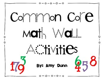 1000+ images about Math Common Core on Pinterest