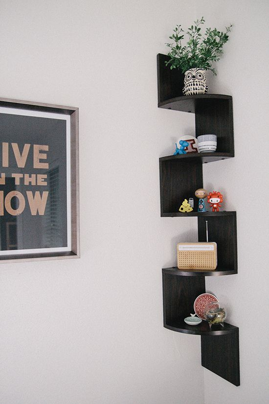 corner shelves ikea  Google Search  home decor ideas
