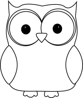 White owls, Owl clip art and Owl on Pinterest