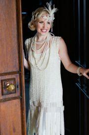 modern day gatsby glamour flapper