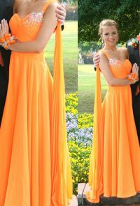 17 Best ideas about Orange Prom Dresses on Pinterest ...