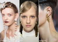 Spring/ Summer 2016 Accessory Trends   Catwalks, Jewelry ...